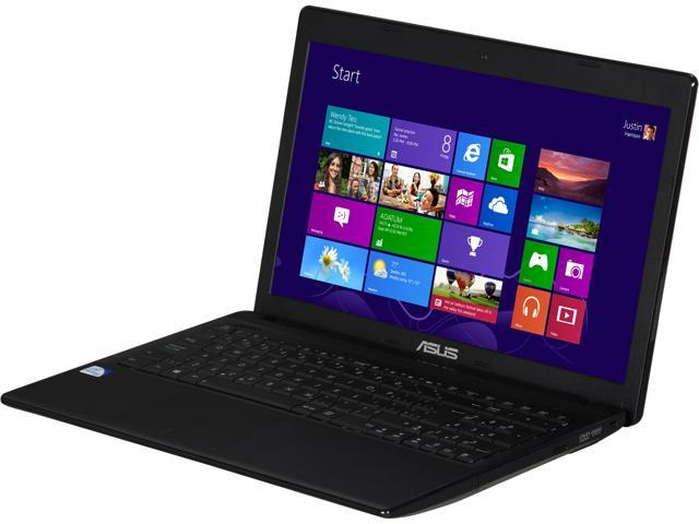 ASUS Laptop X55A-QH92-CB Intel Pentium B980 (2.4 GHz) 4 GB Memory 500 GB HDD Intel GMA HD Graphics 15.6