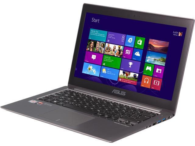 Refurbished ASUS Notebooks U38DT BS81 CB AMD Quad Core