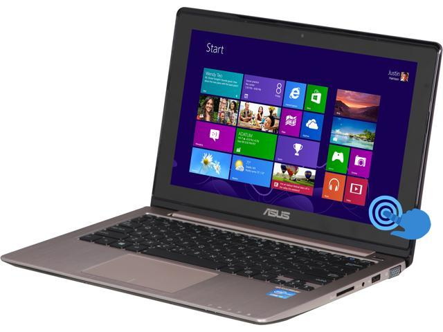 ASUS Laptop VivoBook Q200ERF-BSI3T08 Intel Core i3 3217U (1.80 GHz) 4 GB Memory 500 GB HDD Intel HD Graphics 4000 11.6
