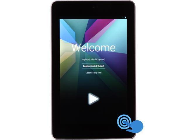 ASUS NEXUS 7 NVIDIA Tegra 3 1 GB Memory 8 GB 7.0