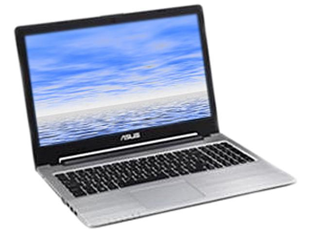ASUS Laptop R505CB-QB52-CB Intel Core i5-3337U 1.80 GHz 6 GB Memory 750 GB HDD 15.6""