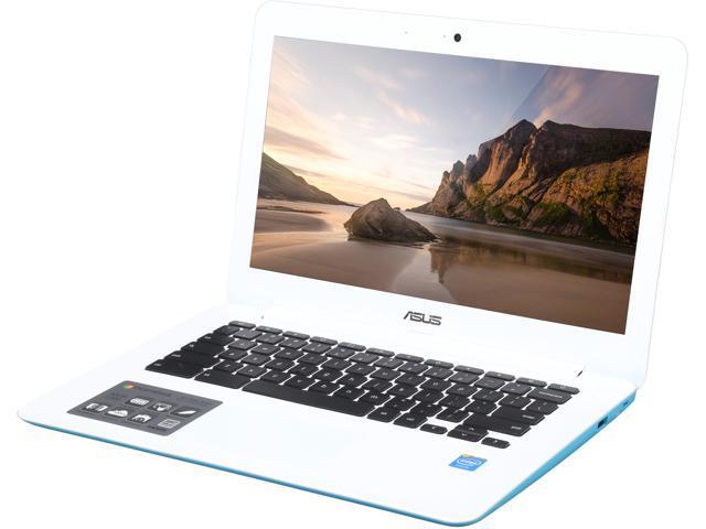 ASUS C300MA-DH01-LB Chromebook Intel Atom N2830 (2.16GHz) 2GB Memory 16GB SSD 13.3