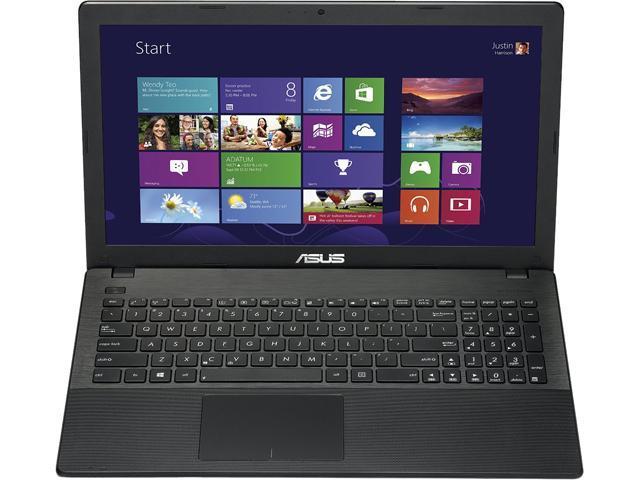 ASUS Laptop X551MAV-EB01-B(S) Intel Celeron N2840 (2.16 ...