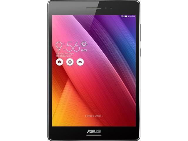 ASUS ZenPad Z580CA-C1-BK Tablet Intel Atom Z3580 2.33 GHz 4 GB Memory 64 GB eMMC 8.0