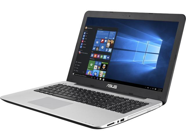 ASUS Laptop F555UA-EH71 Intel Core i7 6500U (2.50 GHz) 8 GB Memory 1 TB HDD Intel HD Graphics 520 15.6