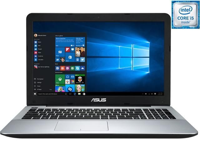 ASUS Laptop X Series X555UB-NH51 Intel Core i5 6200U (2.30 GHz) 8 GB Memory 1 TB HDD NVIDIA GeForce 940M 15.6