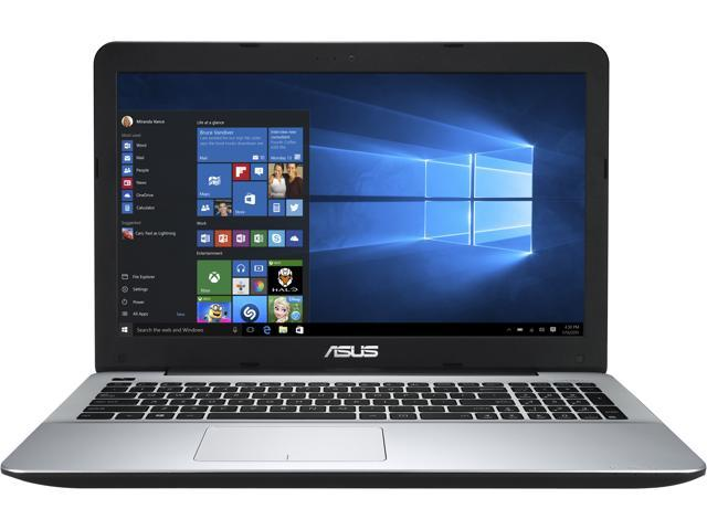 ASUS Laptop A555DG-EHFX AMD FX-8800P Quad Core (Up to 3.4 GHz) 8 GB Memory 1 TB HDD AMD Radeon R7 Graphics + AMD Radeon R8 M350DX Dual Graphics 15.6