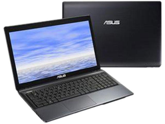 ASUS Bilingual Laptop K555LA-Q32X-CB Intel Core i3 4005U (1.7 GHz) 6 GB Memory 1 TB HDD Intel UMA 15.6