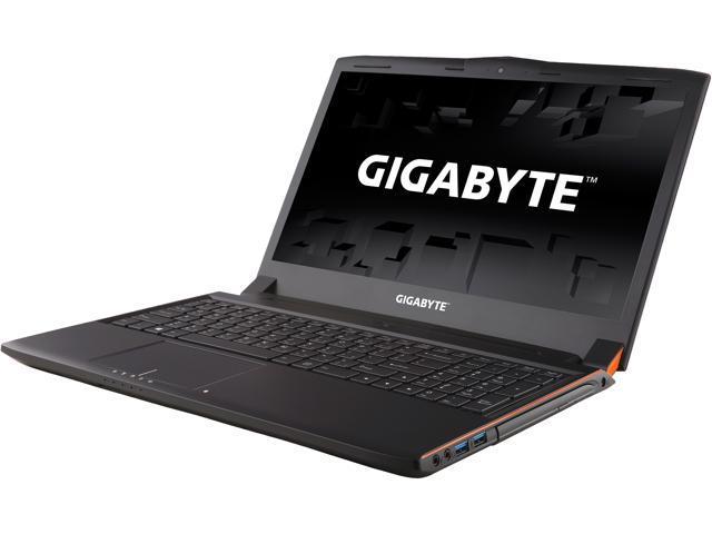 GIGABYTE P57Wv6-NE2 Gaming Laptop Intel Core i7 6700HQ (2.60 GHz) 16 GB Memory 1 TB HDD 128 GB SSD NVIDIA GeForce GTX 1060 6 GB GDDR5 17.3