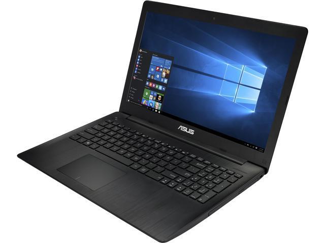 ASUS Laptop X553SA-QP2-CB Intel Pentium N3700 (1.6 GHz) 8 GB DDR3L Memory 1 TB HDD Intel HD Graphics 15.6