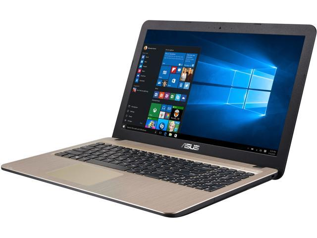 ASUS Laptop R Series R540LA-RS31 Intel Core i3 4th Gen 4005U (1.7 GHz) 4 GB DDR3 Memory 500 GB HDD Intel HD Graphics 4400 15.6