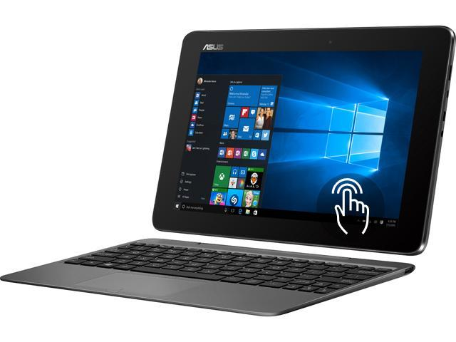ASUS Transformer Book T100 (T100HA-SH11T-CB) 2 in 1 Laptop Intel Atom x5-Z8500 (1.44 GHz) 32 GB eMMC SSD Intel HD Graphics Shared memory 10.1