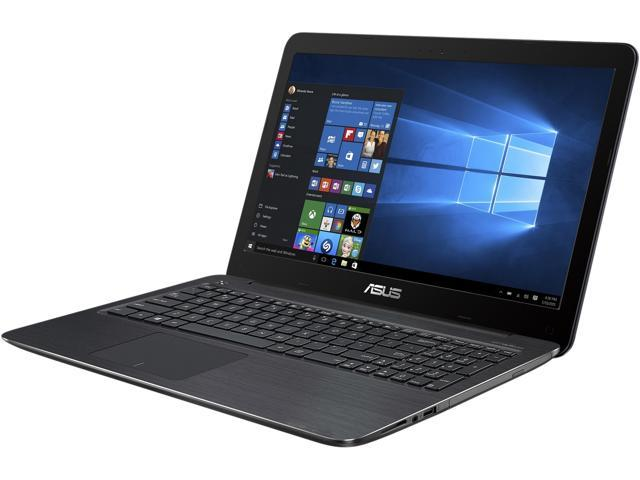 ASUS Notebooks K556UA-Q52-CB Intel Core i5 6200U (2.30 GHz) 8 GB Memory 1 TB HDD 15.6