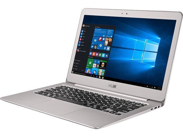 ASUS Zenbook UX306UA-Q52S-CB Ultrabooks                                                   Intel Core i5 6200U (2.30 GHz) 256 GB SSD 13.3