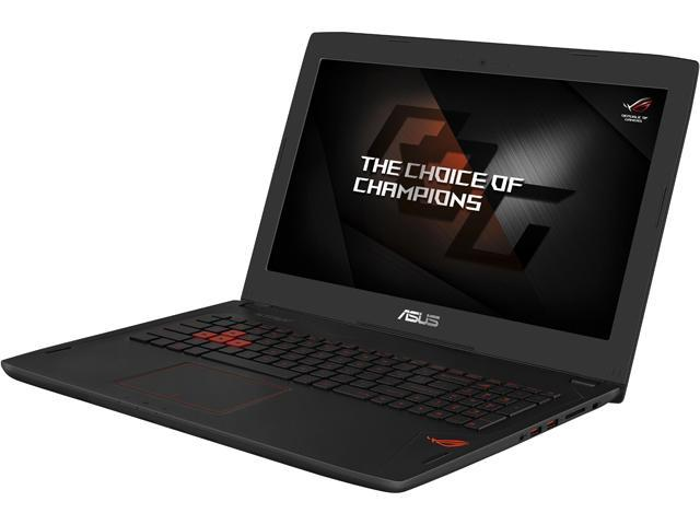 ASUS GL502VS-Q72S-CB Gaming Laptop Intel Core i7 6700HQ (2.60 GHz) 32 GB Memory 1 TB HDD 512 GB SSD NVIDIA GeForce GTX 1070 8 GB GDDR5 15.6