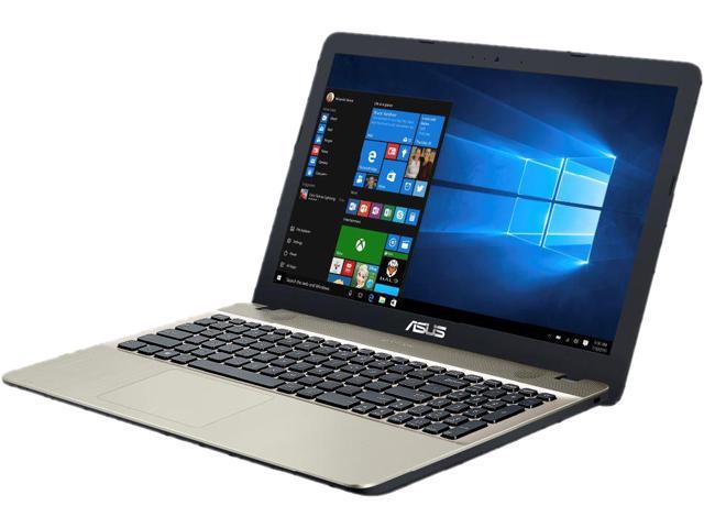 ASUS Bilingual Laptop X541SA-QC2-CB Intel Celeron N3160 (1.60 GHz) 4 GB Memory 1 TB HDD Intel HD Graphics 400 15.6
