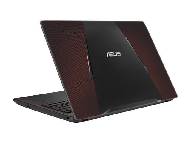 "ASUS Gaming Laptop 15.6"" FHD FX53VW-GH71 Quad Core Intel Core i7 6700HQ Discrete GeForce GTX 960M 8 GB Memory 1 TB HDD Backlit keyboard Windows 10 Home 64-Bit - ""ONLY @ NEWEGG"""""