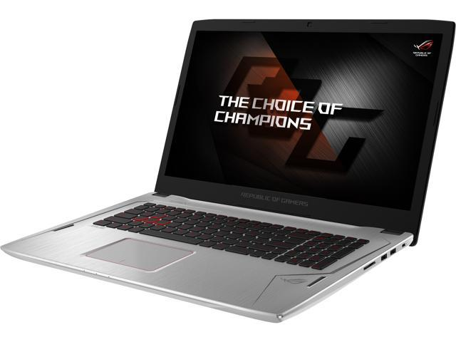 Asus ROG GL702VM 7th Gen Core Drivers