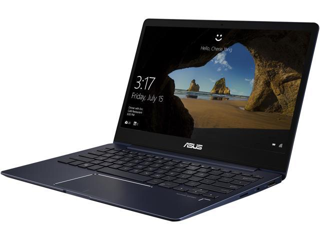 "6db5c098fff4af ASUS ZenBook 13 UX331UN-WS51T Ultra-Slim Laptop 13.3"" FHD WideView Touch  display"