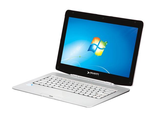 "Velocity Micro T30 Italia 13.3"" Windows 7 Home Premium 64-bit Laptop"