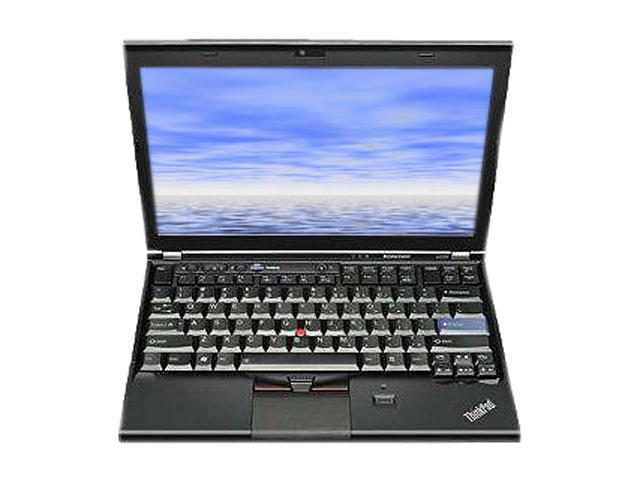 ThinkPad Laptop X Series X220 (429044U) Intel Core i5 2520M (2.50 GHz) 4 GB Memory 320 GB HDD Intel HD Graphics 3000 12.5