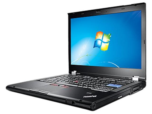 "ThinkPad T Series T420 (4180KHU) 14.0"" Windows 7 Professional 64-Bit Laptop"
