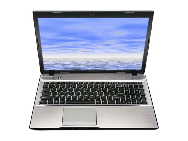 "Lenovo Laptop IdeaPad Z570 (10244RU) Intel Core i7 2670QM (2.20 GHz) 6 GB Memory 750 GB HDD Intel HD Graphics 3000 15.6"" ..."