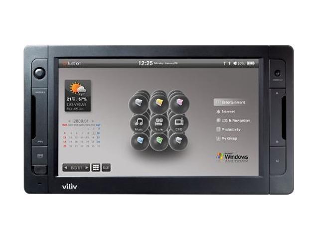 "Viliv X70EX PRE 3G US Black 7"" WSVGA Netbook"