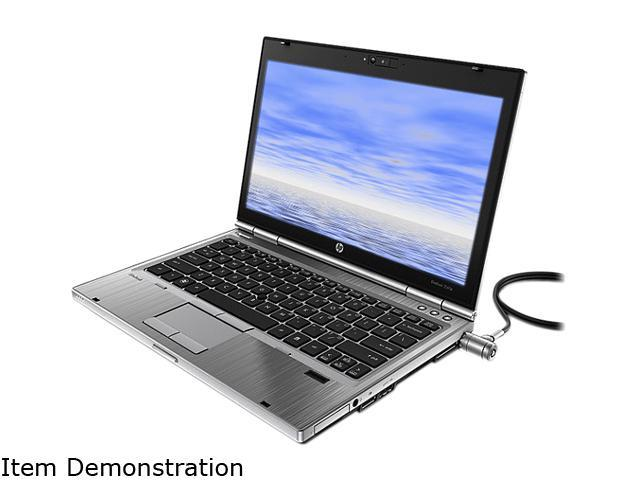 HP Laptop EliteBook 2560P (620023R-999-FZQ9) Intel Core i7 2620M (2.70 GHz) 4 GB Memory 160 GB SSD Intel HD Graphics 3000 12.5