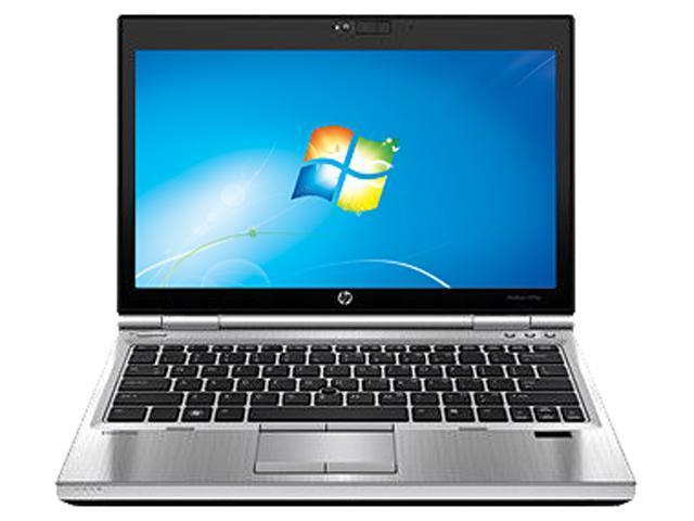 "HP EliteBook 2570p Intel Core i5-3320M 2.6GHz 12.5"" Windows 7 Professional Notebook"