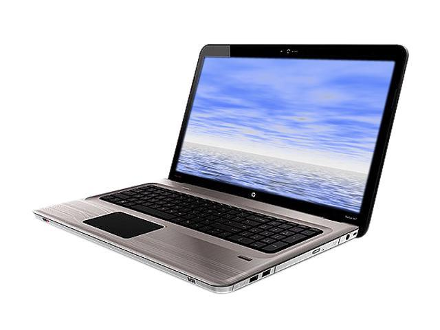 HP Laptop Pavilion DV7-4197CL Intel Core i7 720QM (1.60 GHz) 6 GB Memory 1 TB HDD ATI Mobility Radeon HD 5650 17.3