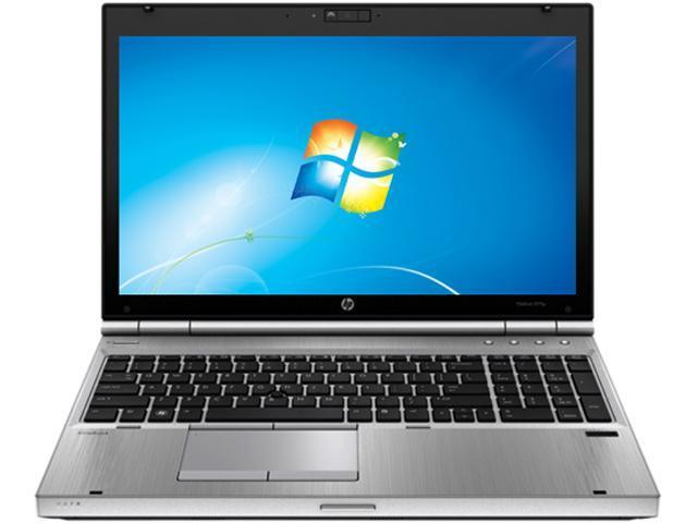 "HP EliteBook 8570p Intel Core i7-3520M 2.9GHz 15.6"" Notebook"