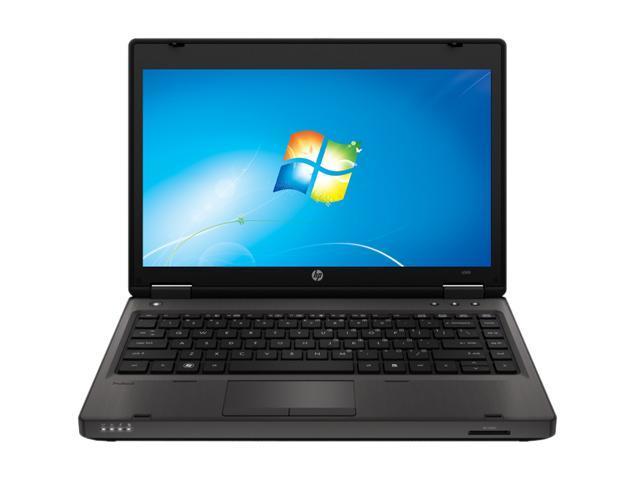 "HP 6360T Intel Celeron B810 1.6GHz 13.3"" Windows Embedded Standard 7 Notebook"