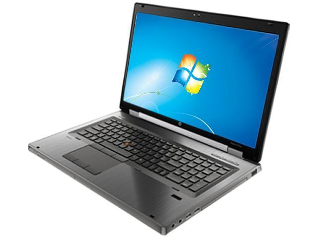 HP Laptop EliteBook 8770W (C6R31US#ABA) Intel Core i5 3320M (2.60 GHz) 4 GB Memory 320 GB HDD 17.3