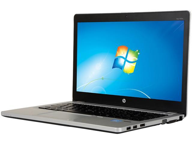 "HP Elitebook Folio C9H54UT 14"" Notebook"