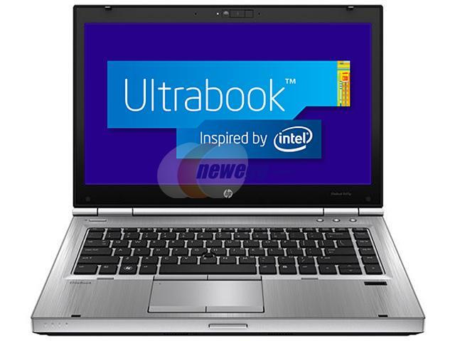 "HP EliteBook Folio 9470m Intel Core i5 4GB Memory 180GB SSD 14"" Notebook Windows 7 Professional 64-bit"