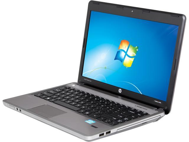 "HP ProBook 4440s Intel Core i3-3110M 2.4GHz 14.0"" Windows 7 Professional 64-bit Notebook"