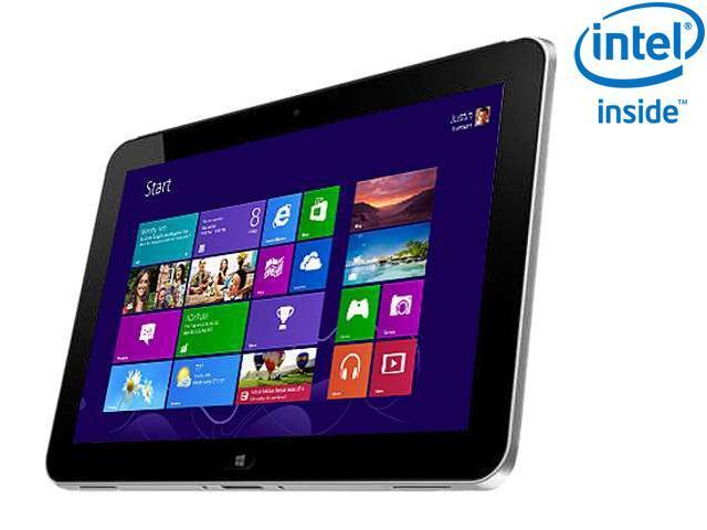 """HP Elitepad 900 G1 D3H88UT#ABA 32GB eMMC SSD 10.1"""" Tablet"""