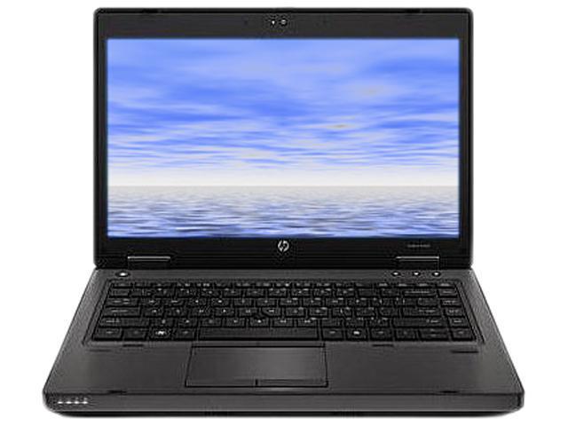"HP ProBook 6465B (QY943USR#ABA) 14.0"" Windows 7 Professional 64-Bit Laptop"