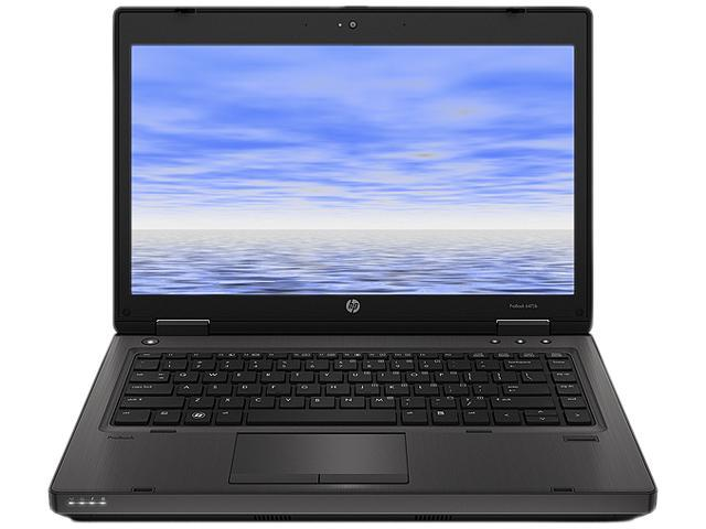 "HP ProBook 6475B (B5P18UTR#ABA) 14.0"" Windows 7 Professional 64-Bit Laptop"
