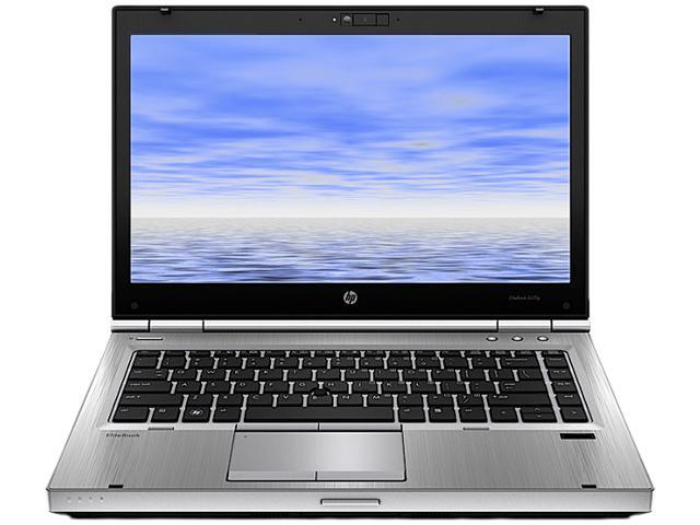 "HP EliteBook 8470p (B5Q11UTR#ABA) 14.0"" Windows 7 Professional 64-Bit Laptop"