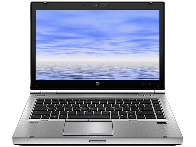 "HP EliteBook 8470p (B5W71AWR#ABA) 14.0"" Windows 7 Professional 64-Bit Laptop"