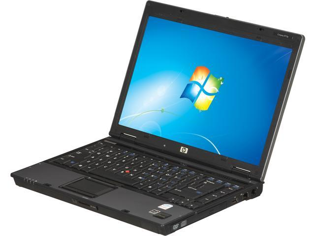 "HP Laptop 6910P Intel Core 2 Duo 2.00 GHz 4 GB Memory 320 GB HDD VGA: Yes 14.1"" Windows 7 Professional"