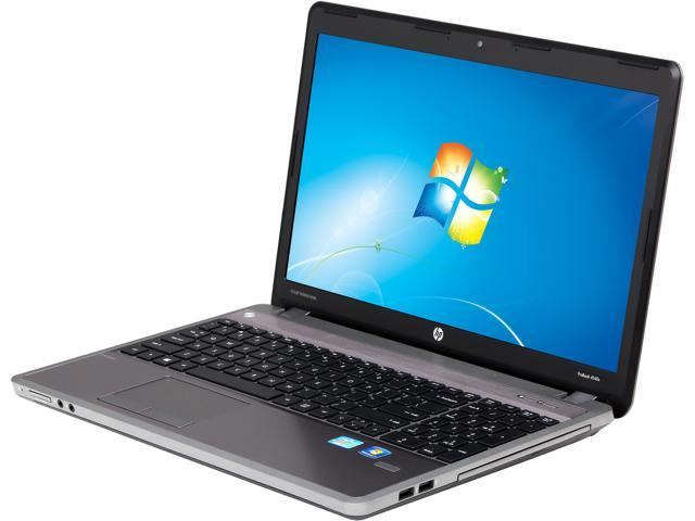 "HP Laptop ProBook 4540s (D3J71U8#ABA) Intel Core i5 2450M (2.50 GHz) 4 GB Memory 500 GB HDD 15.6"" Windows 7 Professional"