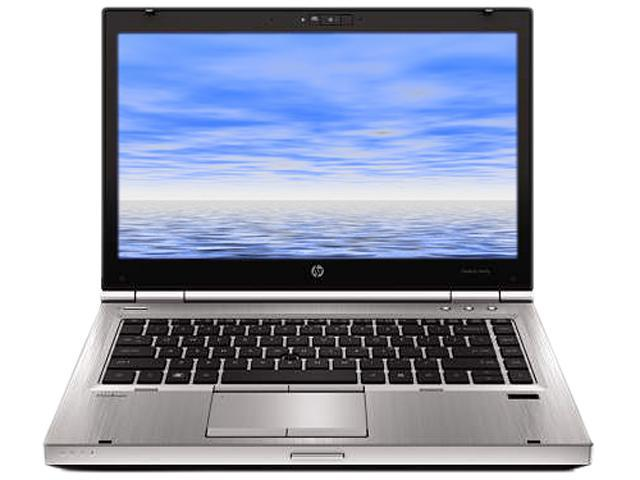 HP Laptop EliteBook 8640P (QT106USR#ABA) Intel Core i5 2540M (2.60 GHz) 4 GB Memory 160 GB SSD Intel HD Graphics 3000 14.0