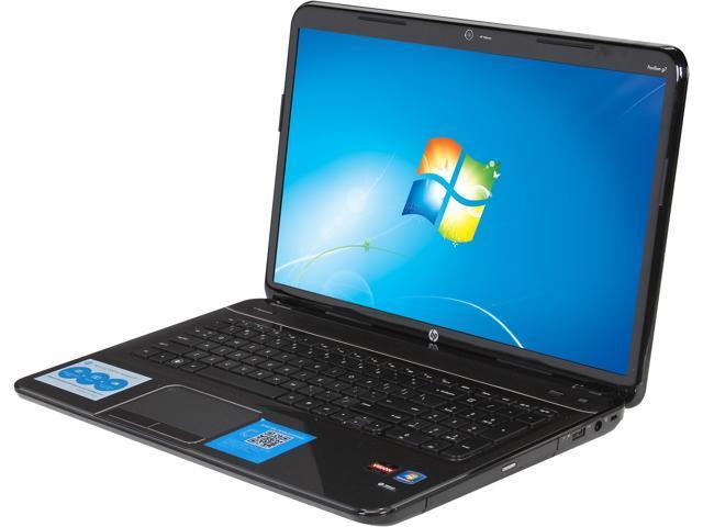 HP Laptop Pavilion g7-2069wm AMD A8-Series A8-4500M (1.90 GHz) 6 GB Memory 750 GB HDD AMD Radeon HD 7640G 17.3