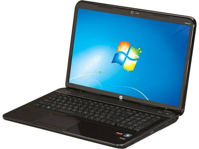 HP Laptop Pavilion G7-2017CL AMD A6-Series A6-4400M (2.70 GHz) 4 GB Memory 640GB HDD AMD Radeon HD 7520G 17.3