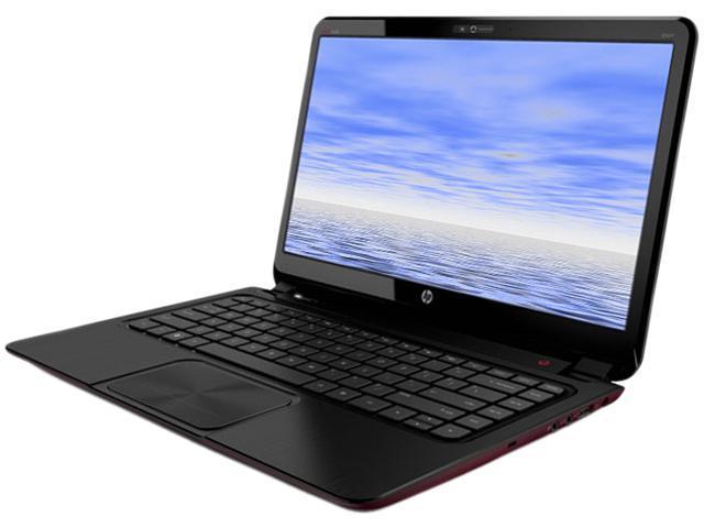 "HP ENVY 4-1050ca (B5T11UAR#ABL) Intel Core i5 8 GB Memory 500 GB HDD 32 GB SSD 14"" Notebook Windows 7 Home Premium 64-Bit"