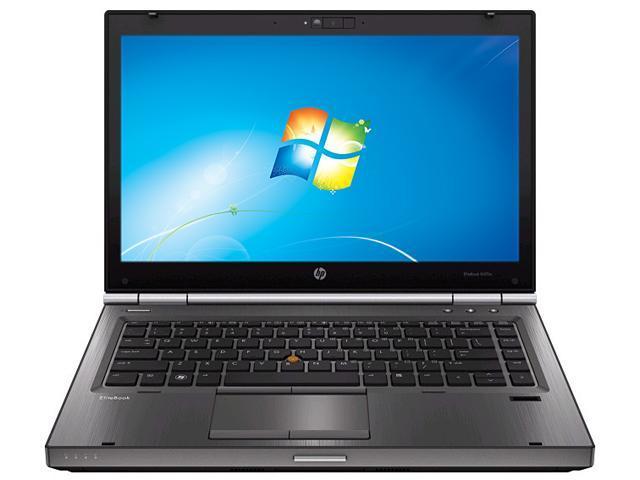 HP EliteBook 8470w C3J20UP 14