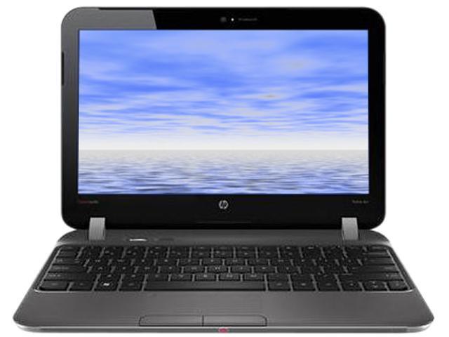 HP Laptop Pavilion dm1-4171nr Intel Core i3 2367M (1.40 GHz) 4 GB Memory 128 GB SSD Intel HD Graphics 3000 11.6